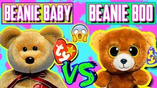 Epic rap battle Beanie boo VS original beanie baby