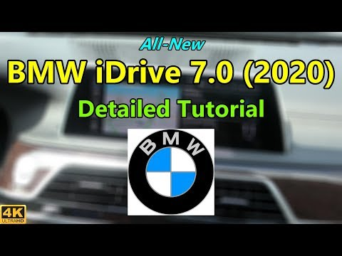 bmw-idrive-7.0-(all-new)-2020-detailed-tutorial-and-review:-tech-help
