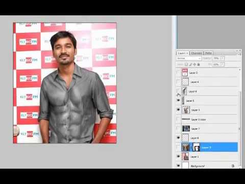 Dhanush six pack youtube dhanush six pack thecheapjerseys Images