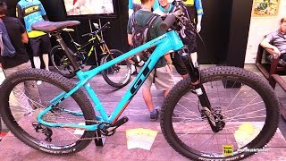 2017 GT Bicycles Pantera Expert Mountain Bike - Walkaround - 2016 Eurobike