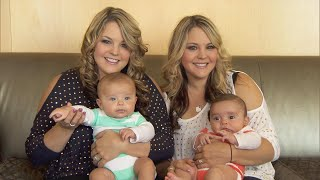 Identical Twin Sisters Have Babies on Same Day at Same Arizona Hospital
