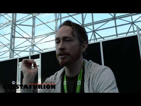 Zeb Wells Interview Part 2 (Voice of Jewbot) NYCC 2015