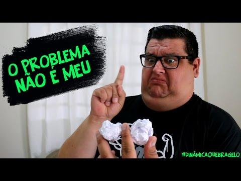 O PROBLEMA NÃO É MEU - DINÂMICA QUEBRA GELO CÉLULAS #46
