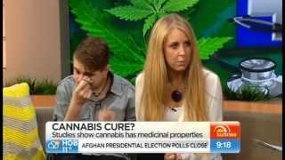Medical Cannabis Australia - Sunrise News (15th Jun 2014)