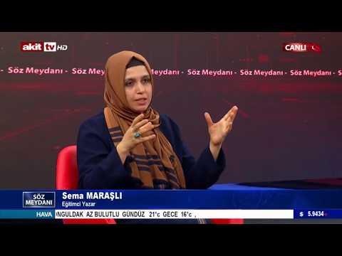 İstanbul Sözleşmesi ile Neyi İmzaladık? Sema Maraşlı - Söz Meydanı