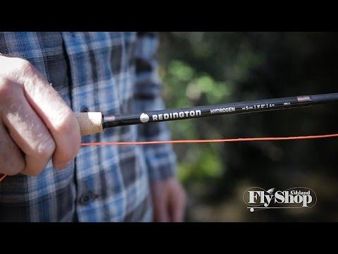 Ashland Fly Shop Rod Review - Redington Hydrogen