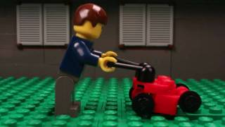 The Dandelion | LEGO Brickfilm