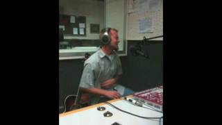 "Radio Interview Part 3 • Performing ""BOMBS BURSTING IN ERROR"" • cronkite satellite"