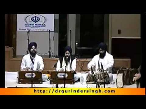 Classical Keertan - Dr.Gurinder Singh Ji Batala Wale, Canada 18th Nov'13 (pm)