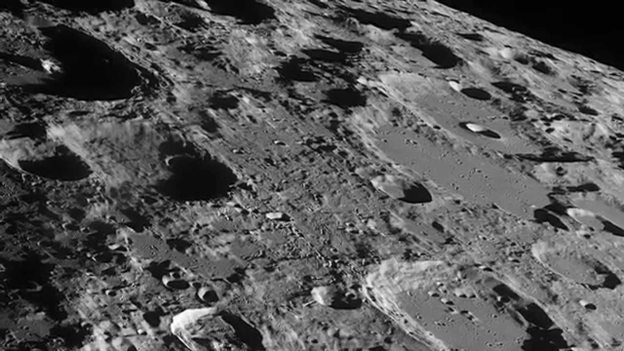 Electric Sparks Shape Lunar Surface Space News Youtube