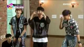 [Eng Sub] 130730 All The Kpop Summer Special Idols Dignity