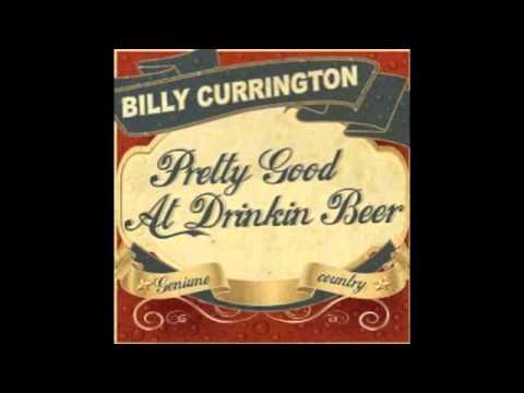 Billy Currington Drinking Beer
