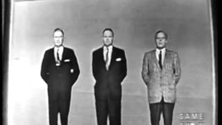 To Tell the Truth - Sing Sing warden; Bing Crosby's brother (Jan 29, 1957)