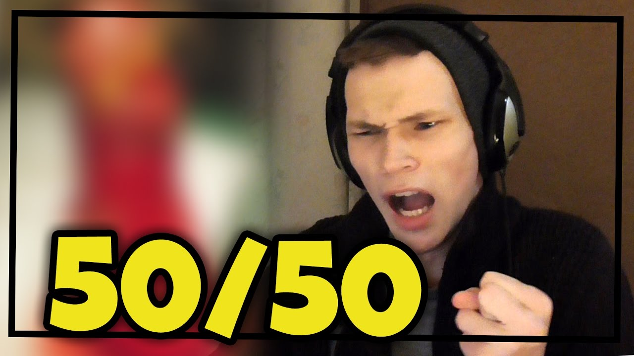 PENIS SURGERY AND ANAL SHIT - 50/50 Reddit Challenge w/ Lukas [1]