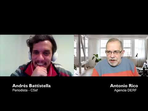 Andrés Battistella - Antonio Rico