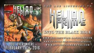 HELLION PRIME - Into the Black Hole (audio)