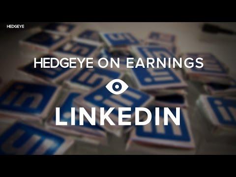 Under 60 Seconds: LinkedIn's Earnings Report