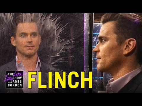 Flinch w Matt Bomer & Cindy Crawford