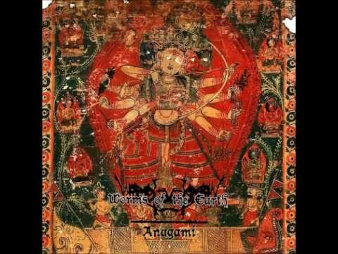 Anāgāmi - Wandering The Realm Of Wind And Sand (2012)