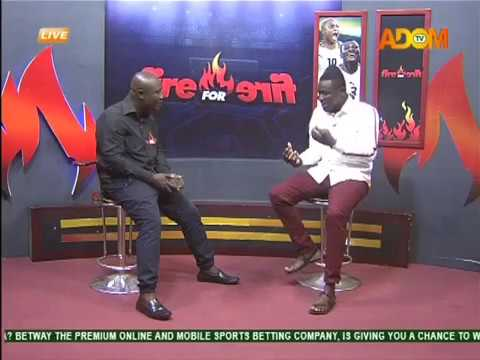 Commentary Position - Fire 4 Fire on Adom TV (9-8-18)