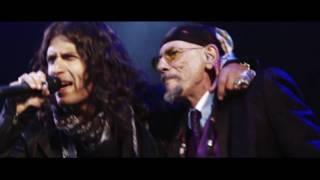 El Drogas - Frío con Fito, Rosendo y Carlos Tarque (Un día nada más)