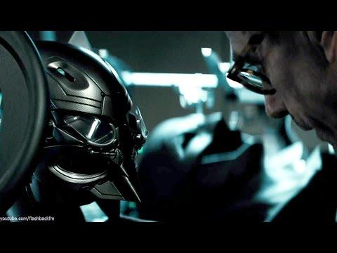 Batman v Superman - Bruce and Alfred first scene
