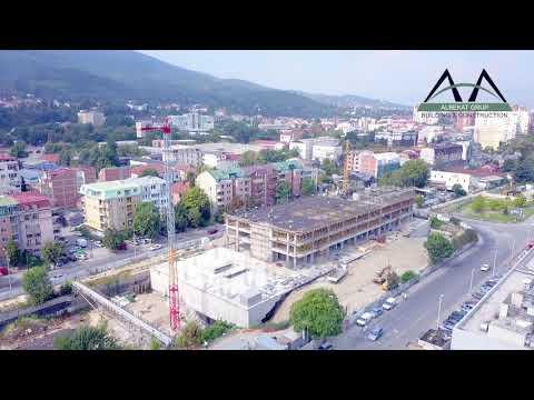 HOTEL AND BUSINESS CENTER SKOPJE - ALBEKAT-GRUP