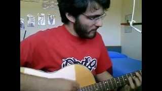 Gli Impermeabili (Conte) - Cover (voce, chitarra, kazoo)