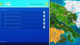 *NEW* Fortnite FREE 1500 VBucks Reward, Season 11 MAP LEAK, Rocket Launch Event (Fortnite News)