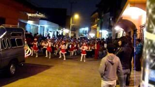 DESFILE DE  NAVIDAD  2011  EN  HUAUCHINANGO, PUEBLA