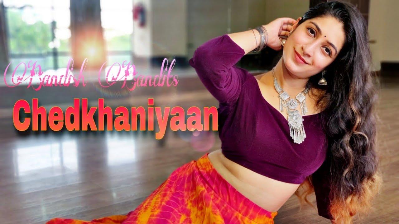 CHEDKHANIYAAN - Bandish Bandits | Amazon Original|Shankar Ehsaan Loy | Divyas Choreography