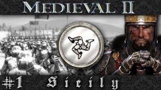 Let's Play: Medieval 2 Total War - Sicily Campaign - Ep.1