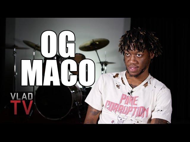 OG Maco on Quentin Miller Blaming Him for Drake Ghost Writer Scandal