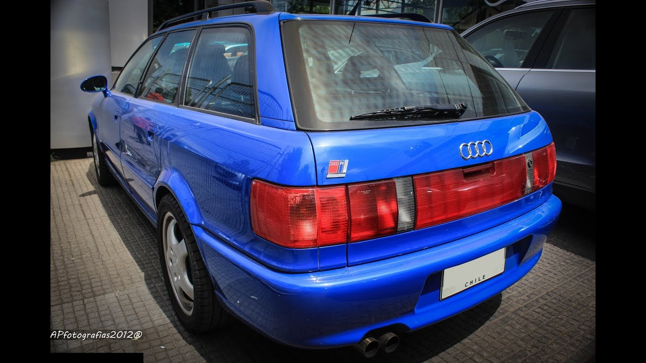 Rare Blue Audi Rs2 Porsche Youtube