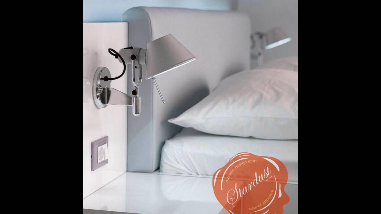wall reading lights bedroom - YouTube
