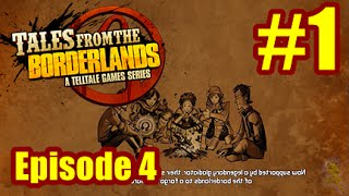 Zig Zag! - Tales From The Borderlands Episode 4 Escape Plan Bravo #1