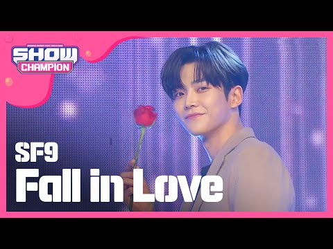 [Show Champion] 에스에프나인 - Fall in Love (SF9 - Fall in Love) l EP.307
