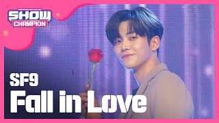 Show Champion EP.307 SF9 - Fall in Love