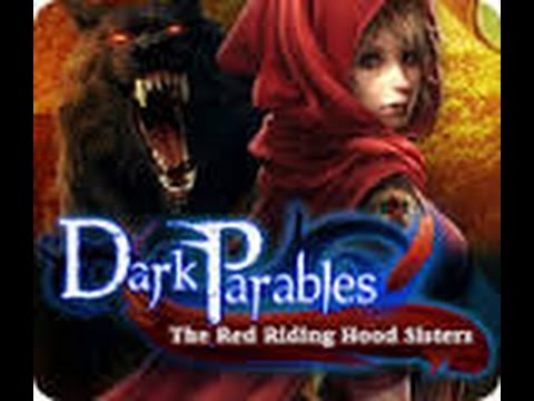 Dark Parables: The Red Riding Hood Sisters-ALL Cutscenes