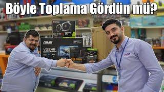 Vatan Bilgisayar Çalışanına Monitör Dahil Bilgisayar Topladık - Ömürlük Uygun Fiyatlı PC