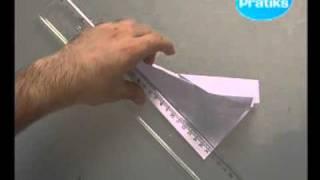 Comment Faire Un Jet En Papier - Origami