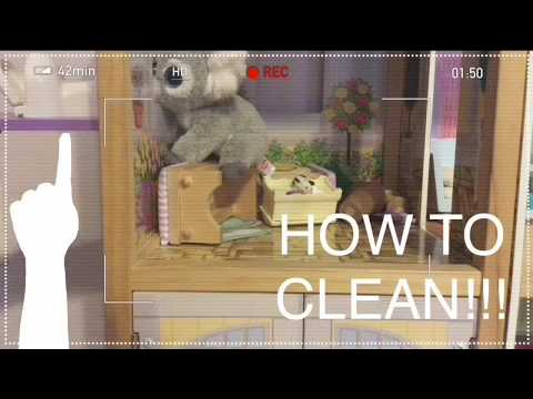 How to: Clean your room PROPERLY!!!  I  Beanie Boo's  I  Skit  I