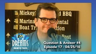 Question & Answer #4   04/25/16