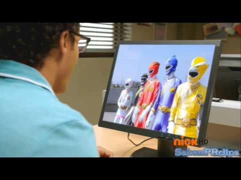 Power Rangers Super Megaforce - Earth Fights Back - Ranger database 1080p