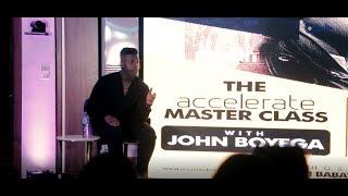 Master Class - The Full John Boyega Master Class Session