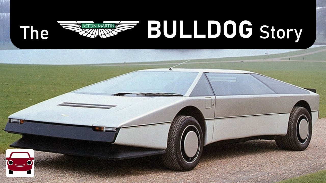 The Aston Martin Bulldog Story