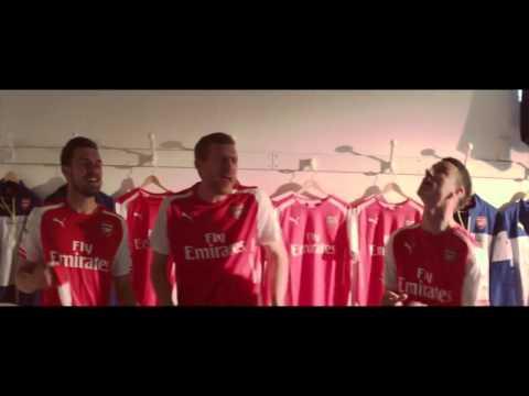 Arsenal- Return of the Mack Mark Morrison