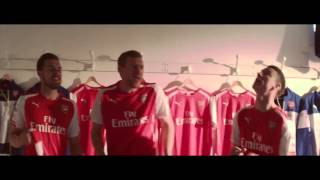 Arsenal- Return of the Mack Mark Morrison