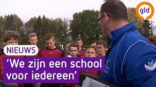 Bevlogen Achterhoeker maakt keepersschool tot succes
