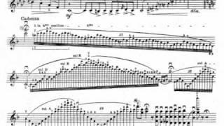 Wieniawski, Henryk 8 Etudes Caprices op.10  5,6,7,8